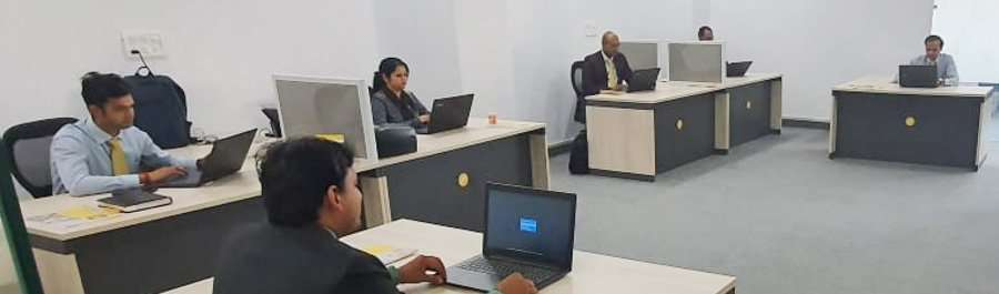 entes india office at its new address