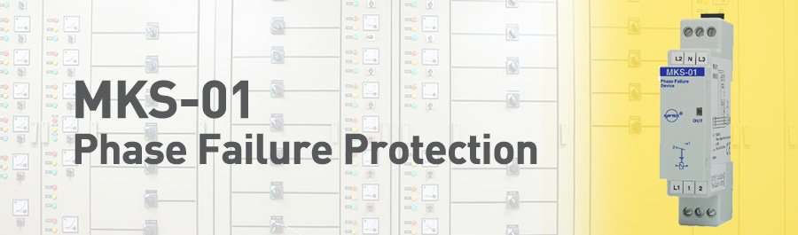 phase failure protection with mks-01