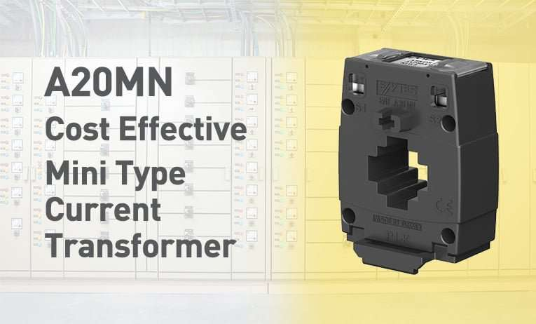 Cost Effective Mini Type Current Transformer: A20MN