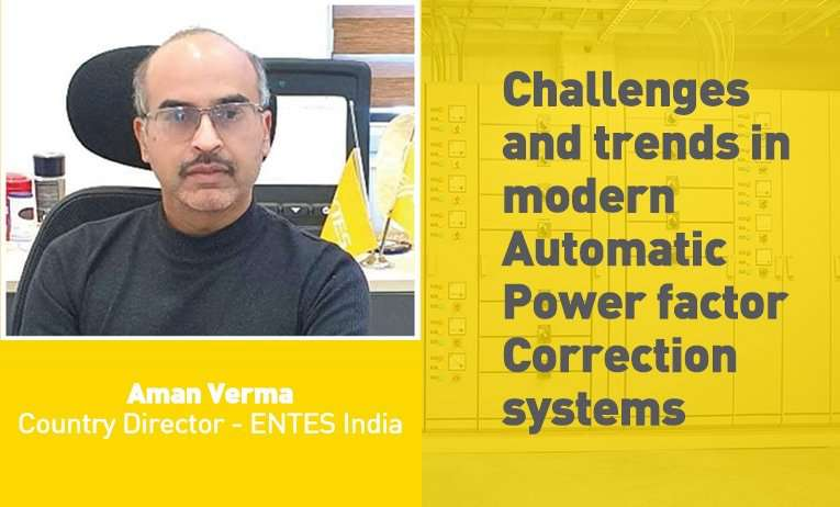 Challenges and trends in modern automatic power factor correction systems