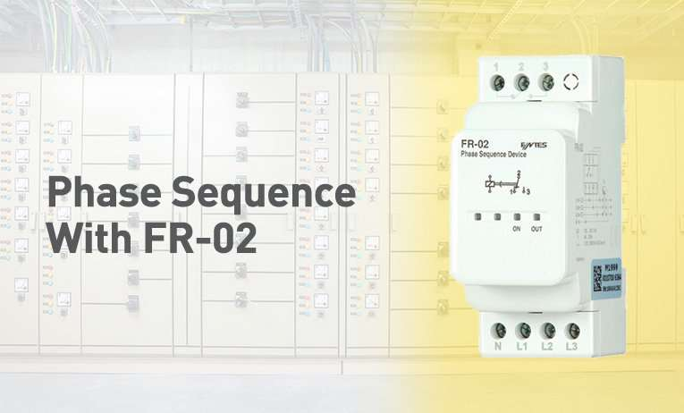 Phase Sequence With FR-02