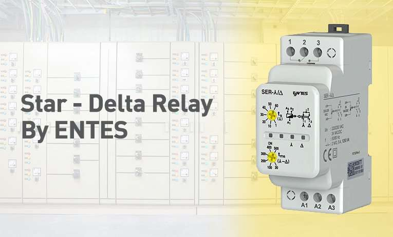 Star - Delta Relay By ENTES